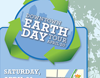 Downtown Earth Day Tour 2012