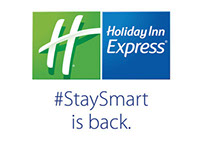 Holiday Inn Express #StaySmart Reintroduction
