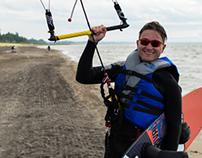 Kite Boarding Pt. 2