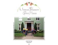 Merriam Guest House Logo & Website Design