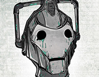 /DELETED - Cyberman illustration