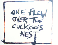 Penguin Book Jacket - One Flew over the Cuckoo's Nest