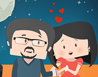 "Celebrate your anniversary ""Galactically"" this year"
