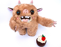 Sweet Tooth Monster