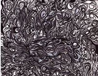 Scatter Brained Detailed Drawing and Patterns