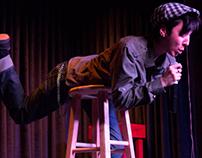 Comedy at Zanies