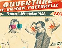 Saison culturelle Oct-janv 2009