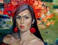 портрет Дарьи