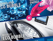 SAMSUNG - Eco Bubble Microsite