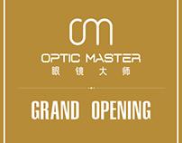 OPTIC- MASTER GRAND OPENING