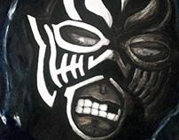 Lucha Libre-badass