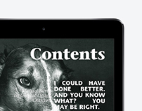 Greyhound Magazine