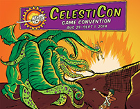 CelestiCon Annual Gaming Convention