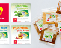 Culinar Package Design - Brazilian flavored spice