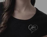 Her Heart T-shirt
