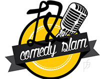 Logo for Lx Comedy Slam