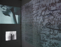 Video Installation-Octavian Paler's Decalogue
