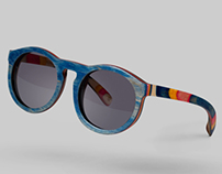 Palo Wood Sunglasses