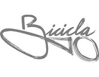 BICICLA (Vectorización de logotipo)
