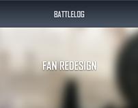 Battlelog Fan Redesign