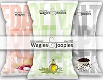 Wagies&Jooples (packaging design)