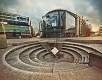 Mediapark in Cologne