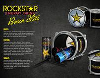 ROCKSTAR ENERGY DRINK PRESS KIT