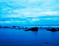 BLUE SUNSET | SANTA TERESA, COSTA RICA
