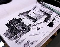 Dip, ink and it's magic