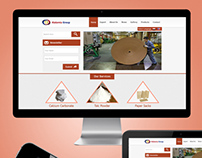 Alalamia Group Company Website