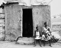 African Life - Mthatha Polaroids