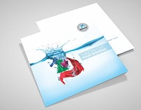 Laundry Trifold Brochure