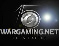 Animated Logo Design Wargaming