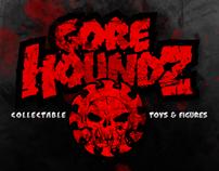 GOREHOUNDZ - Identity and Branding
