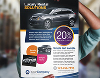 Car Flyer from GraphicRiver