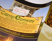 Camp Conway Branding & Promotion