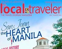 Local Traveler Magazine Design & Layout