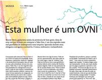 Ilustração Editorial (Revista)