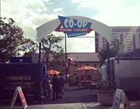 Univ. Co-Op Food Trailer Lot