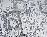 Sketchbook #1/3