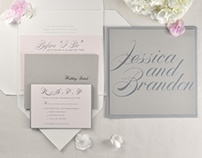 Jessica + Brandon Wedding Suite