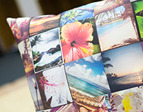 Holiday photo gift projects