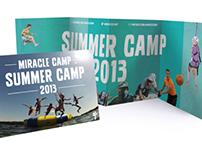 Summer Camp Brochure 2013