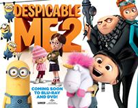 Despicable Me 2 Promotional Puzzle