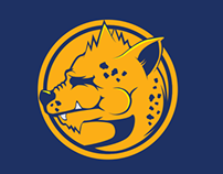 Spotted Hyenas - Team Logo Design