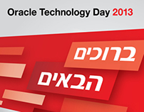 Oracle Technology Day 2013