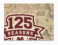 Mississippi State Baseball Commemorative Poster