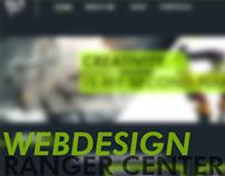 Webdesign - RangerCenter