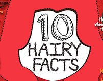 10 Hairy Facts