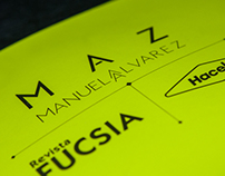 HACEB · COLOMBIAMODA 2013 / Invt. Manuela Álvarez